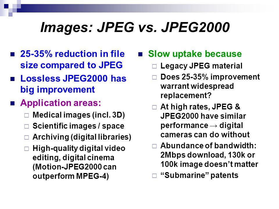 Images: JPEG vs.