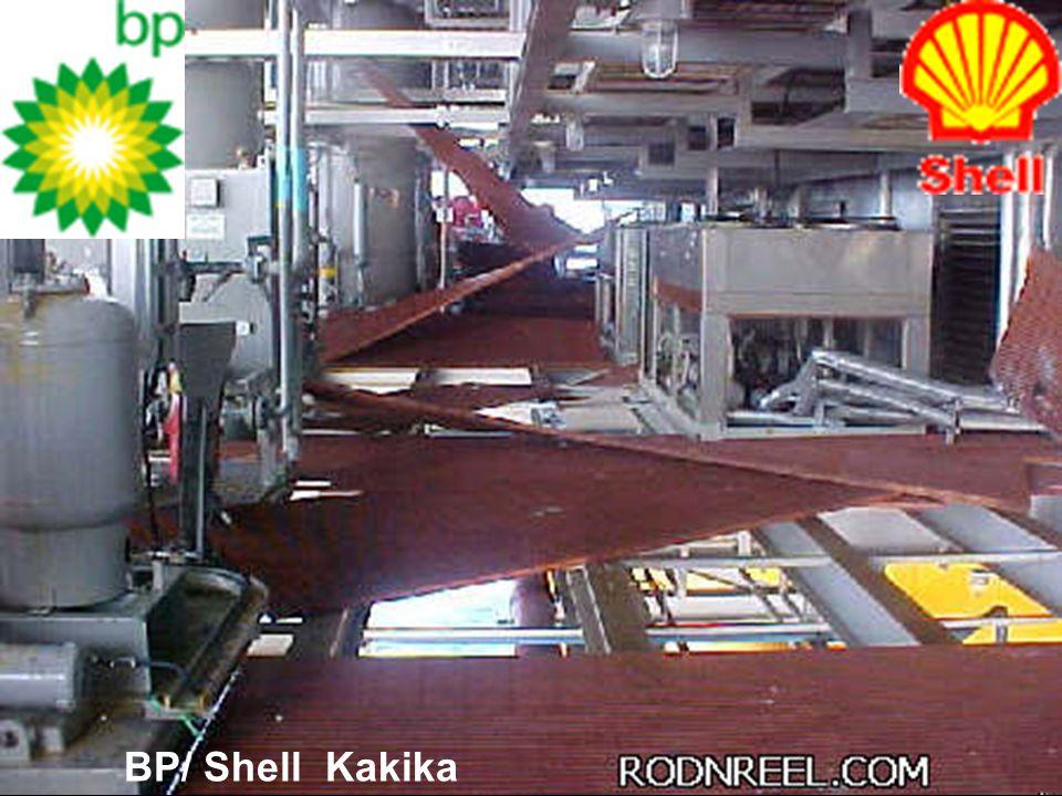 BP/ Shell Kakika