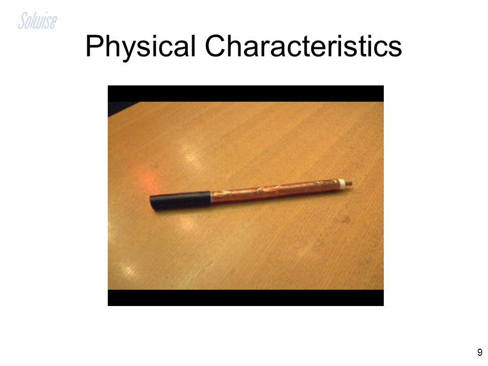 9 Physical Characteristics