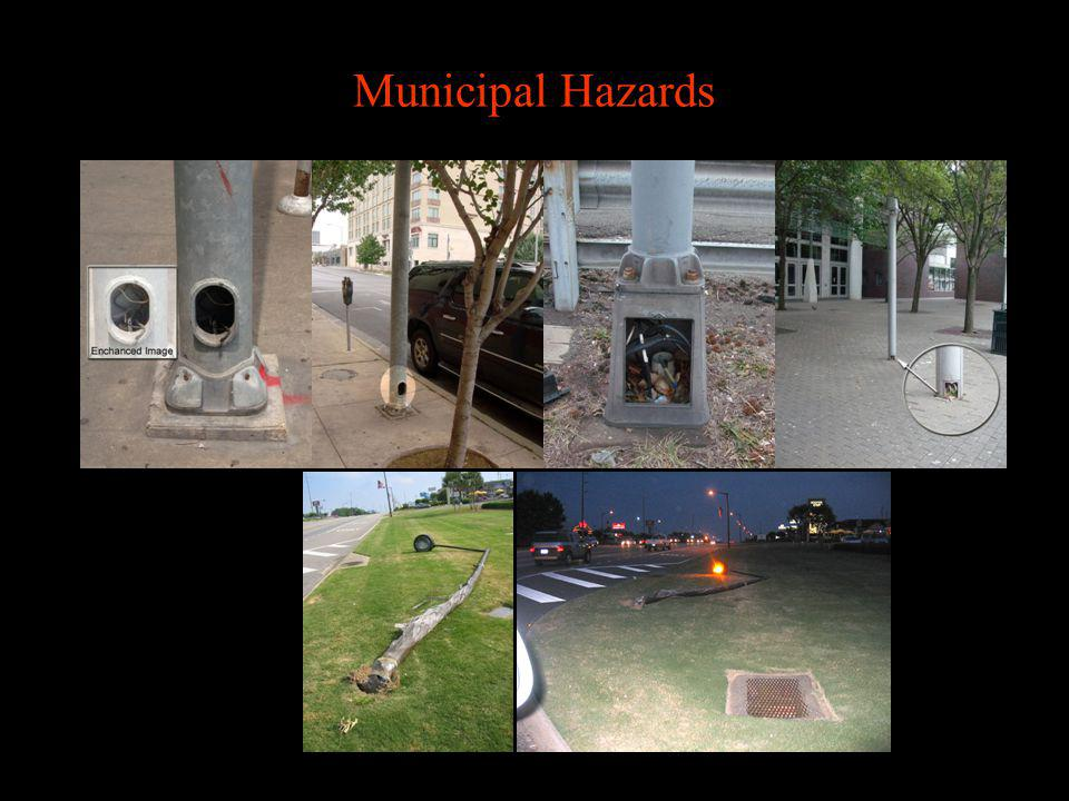 Municipal Hazards