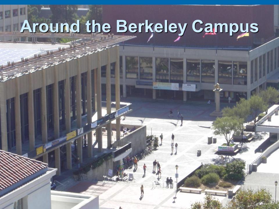 Around the Berkeley Campus