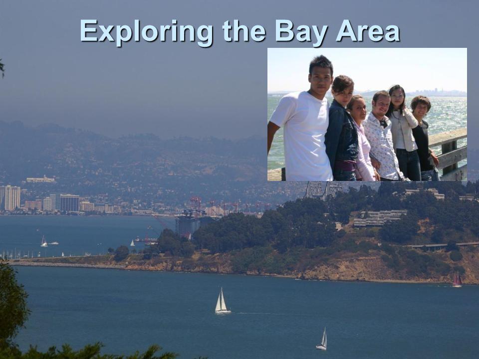 Exploring the Bay Area