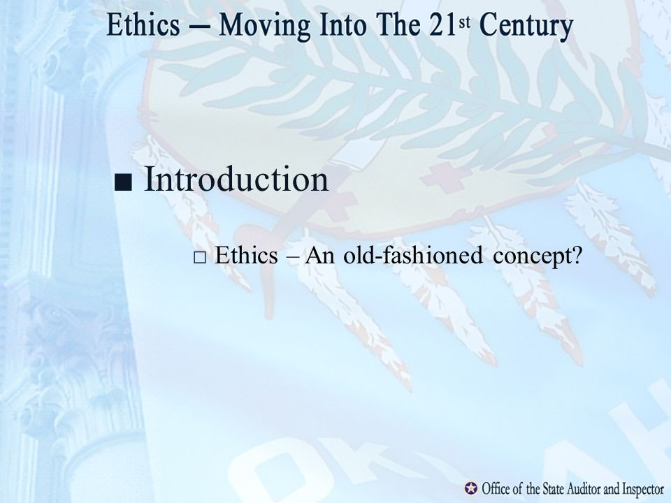 How can I make a difference in our profession related to ethics.