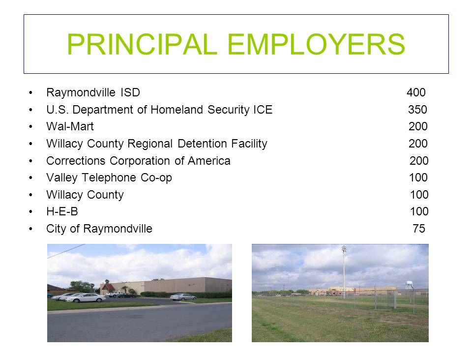 Raymondville ISD 400 U.S.