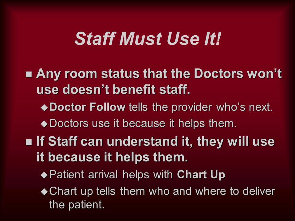 Why Clinic-Call.Doctors will use it!Doctors will use it.