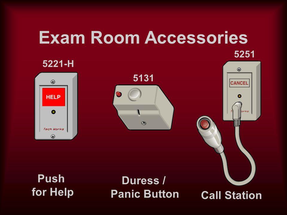 Processing (Nursing) Station Master / Annunciator 5201
