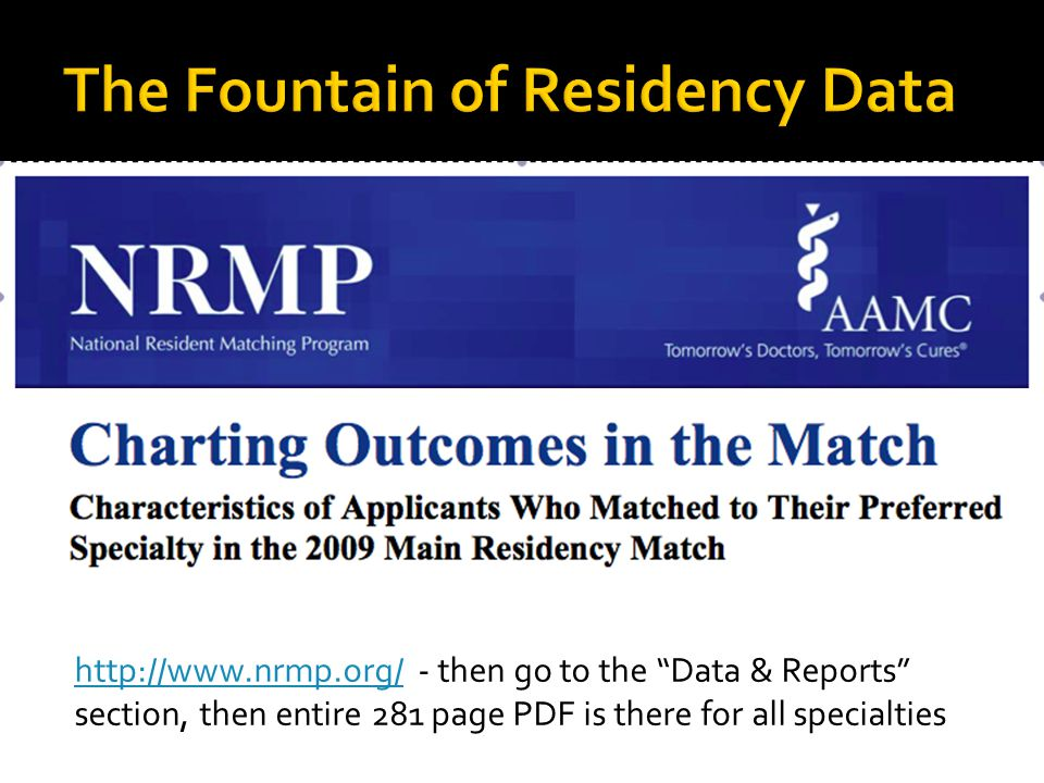 http://www.nrmp.org/http://www.nrmp.org/ - then go to the Data & Reports section, then entire 281 page PDF is there for all specialties