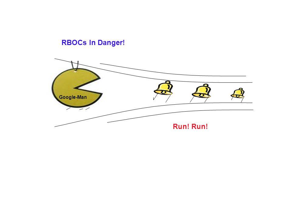 Google-Man RBOCs In Danger! Run!