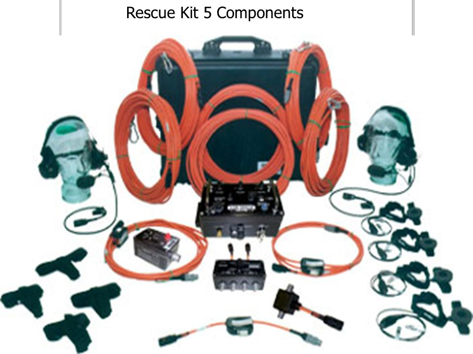 Rescue Kit 5 Components