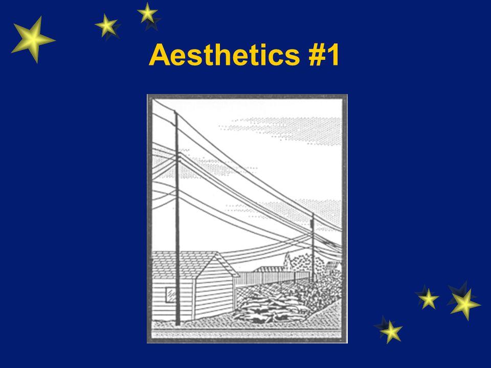 Aesthetics #1