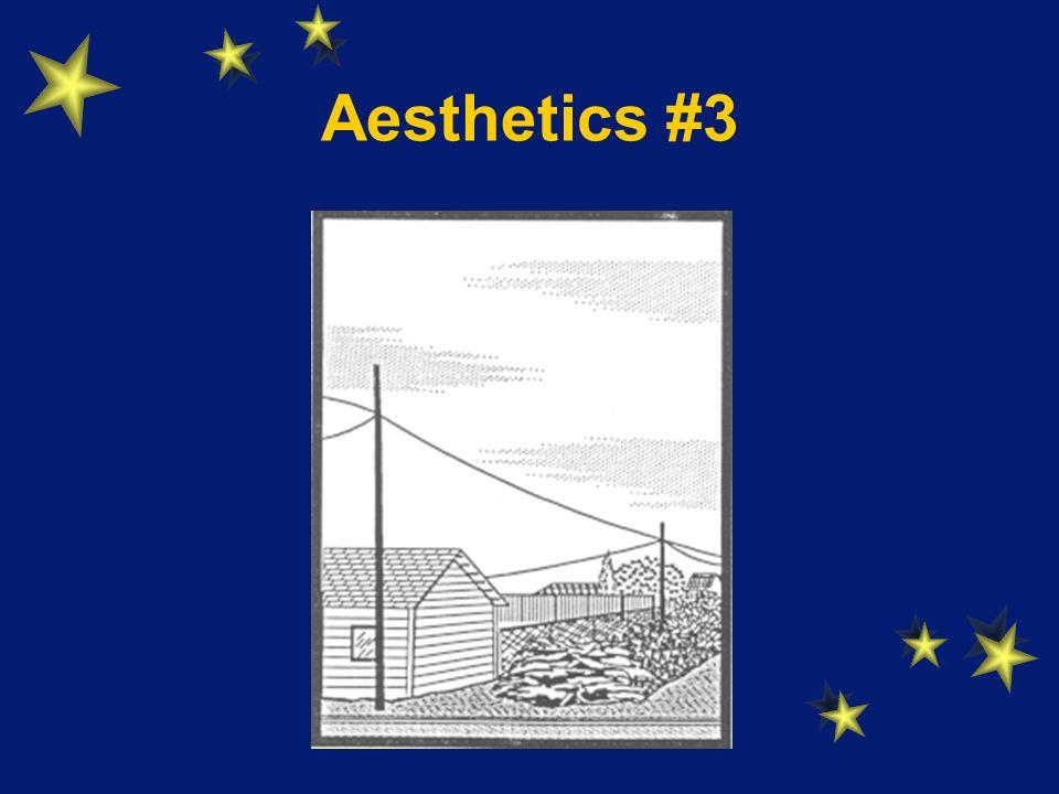 Aesthetics #3