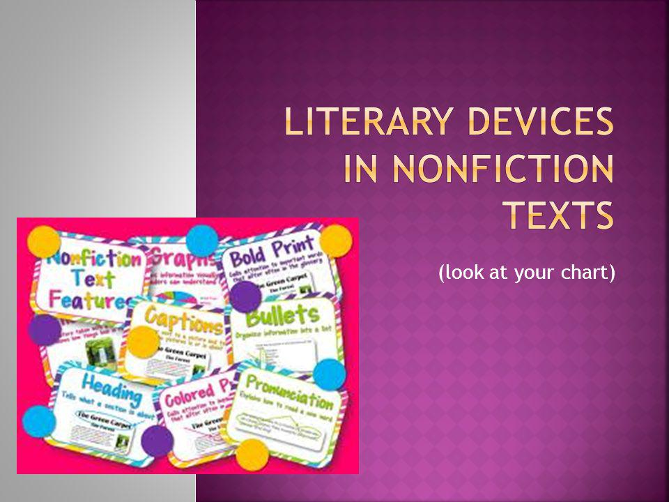 The form of nonfiction refers to its structure The authors is the structural genre the author uses There are 5 main forms of Nonfiction texts Biography Autobiography Memoir Personal Essay Journalism