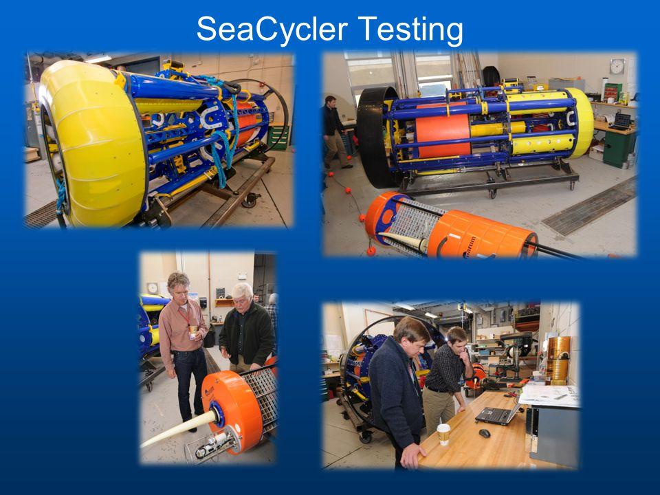 SeaCycler Testing