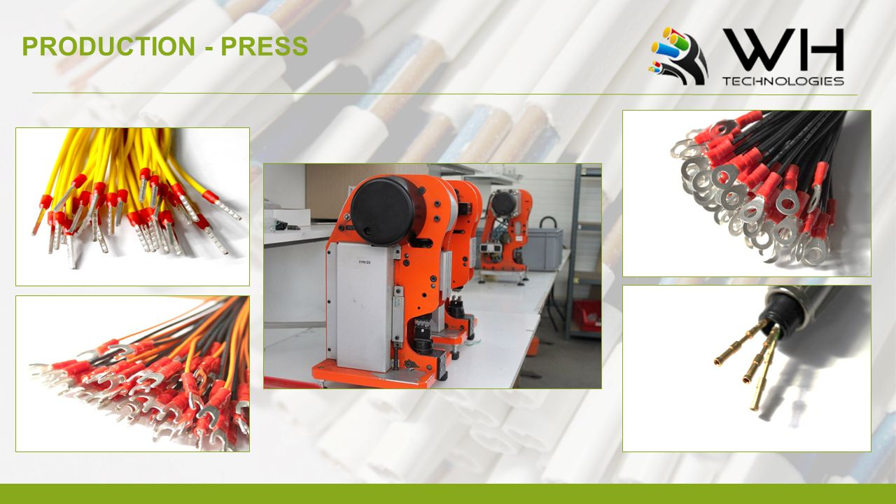 PRODUCTION - PRESS