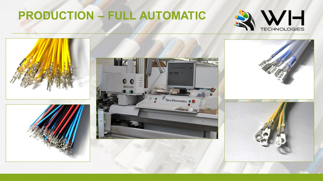 PRODUCTION – FULL AUTOMATIC