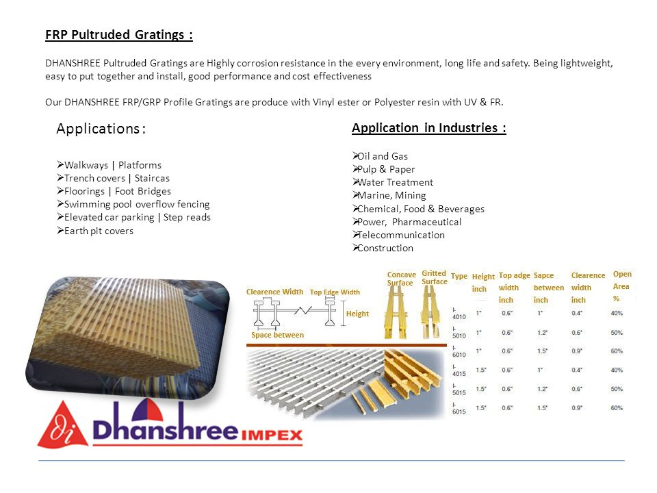 FRP Cable Trays – ( Ladder & perforated Type) Producing High Quality Dhanshree Brand FRP Pultruded Cable trays Ladders & Perforated type which is most superior and applicable in corrosive environments.