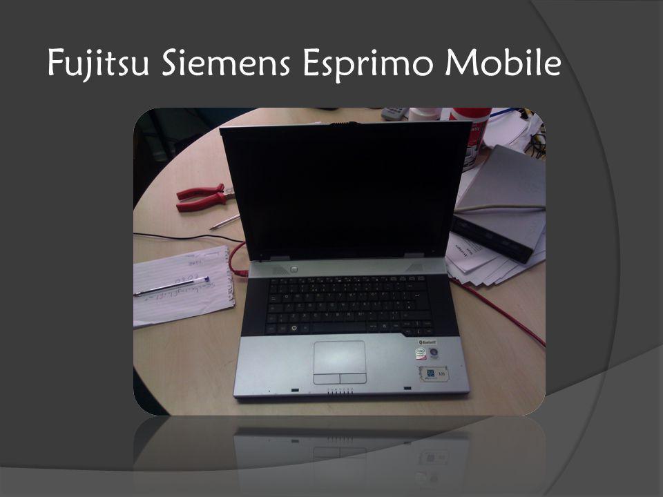Fujitsu Siemens Esprimo Mobile