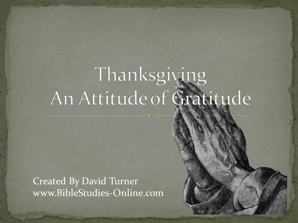Created By David Turner www.BibleStudies-Online.com