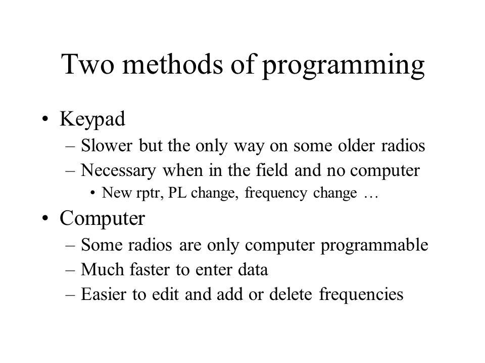 Sample Software