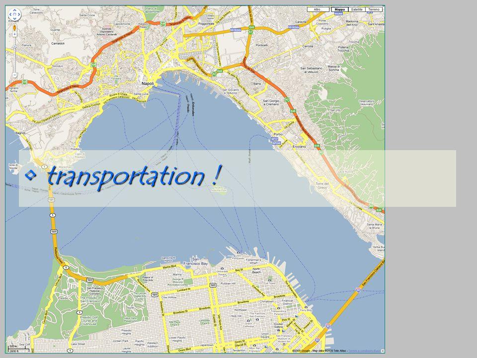 transportation ! transportation !