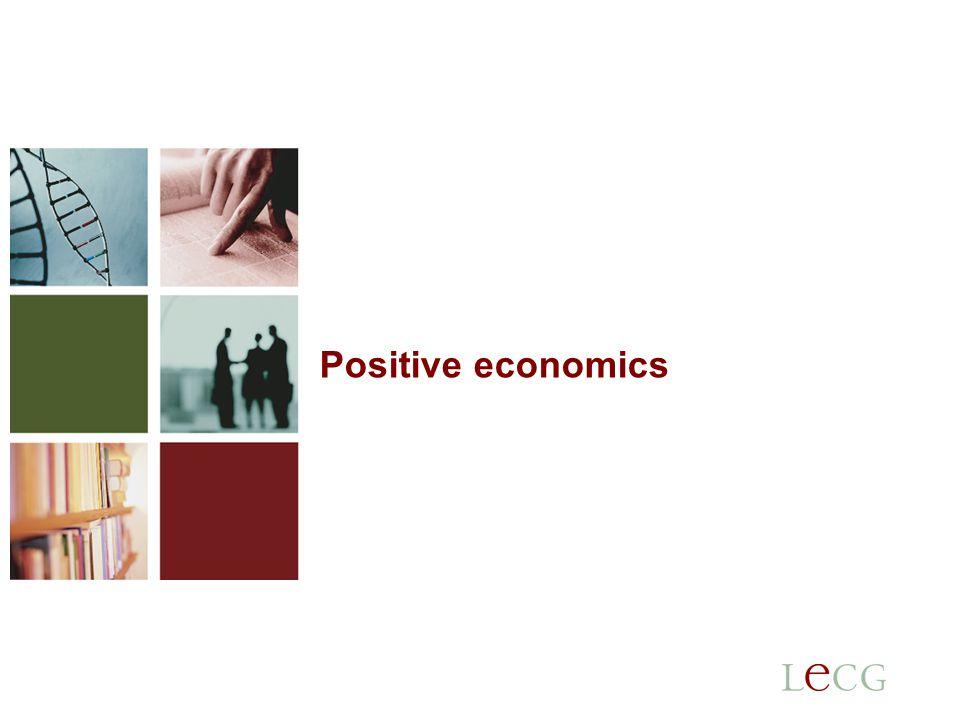 3 3 Positive economics