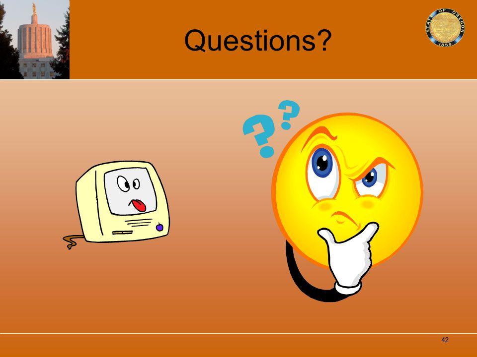 42 Questions? 42