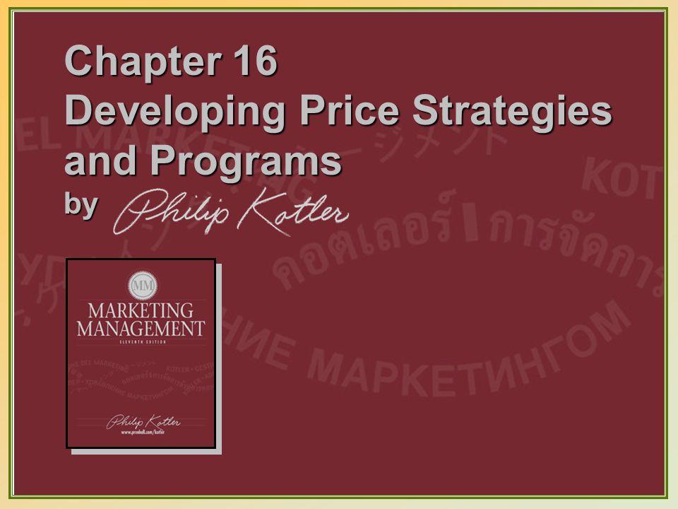 Dr. Saleh Alqahtani Sell value, not price. Sell value, not price. Kotler on Marketing