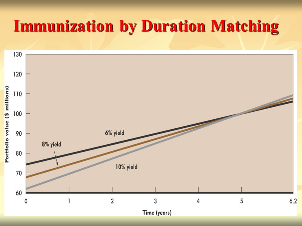 11- 33 Immunization by Duration Matching
