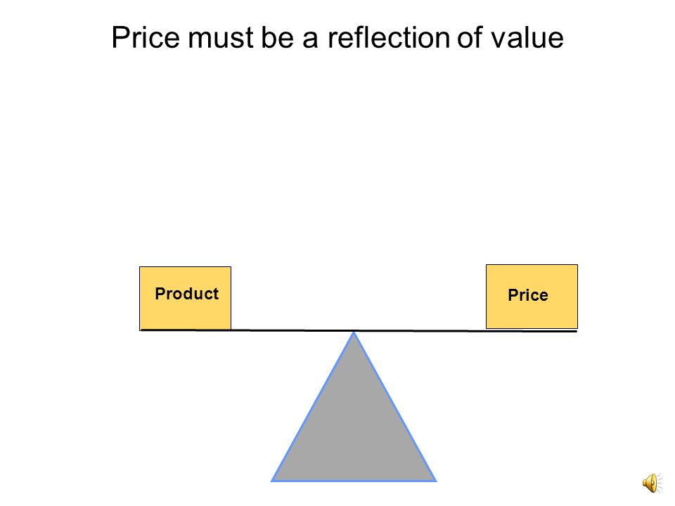 Value Value is the ratio of perceived benefits to price; or Value = (Perceived benefits divided by Price).