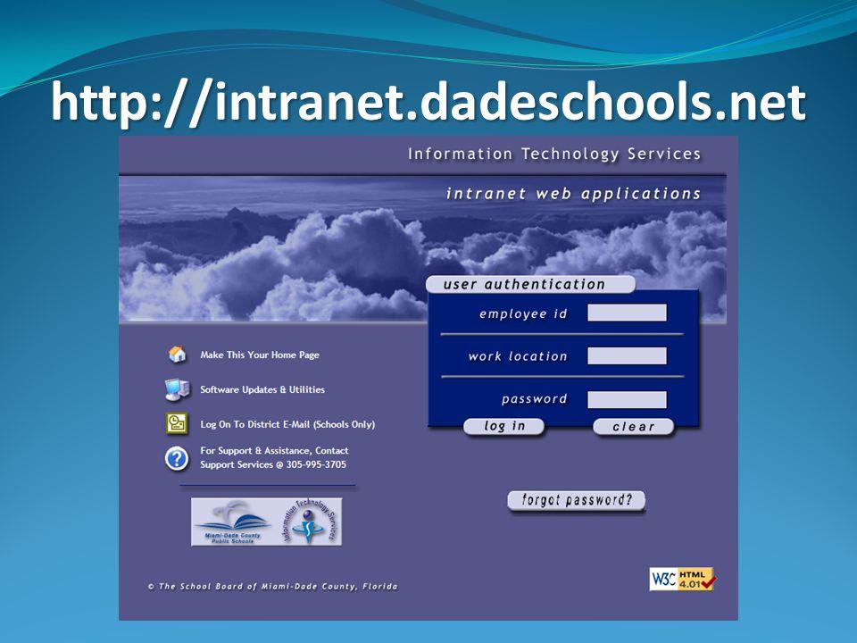 http://intranet.dadeschools.net