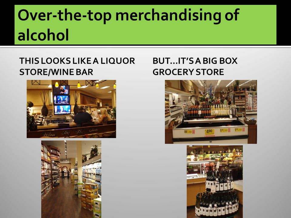 Walgreens decides to sell alcohol in its nationwide-chain.