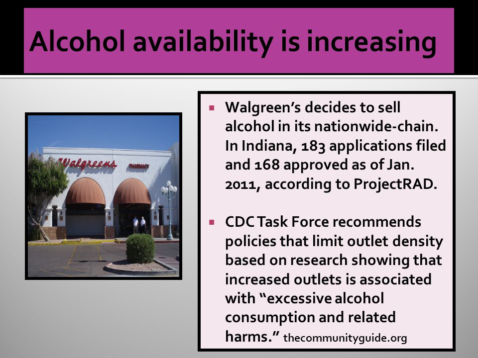 Each year alcohol claims 79,000 lives.Alcohol is related to crime and other social problems.