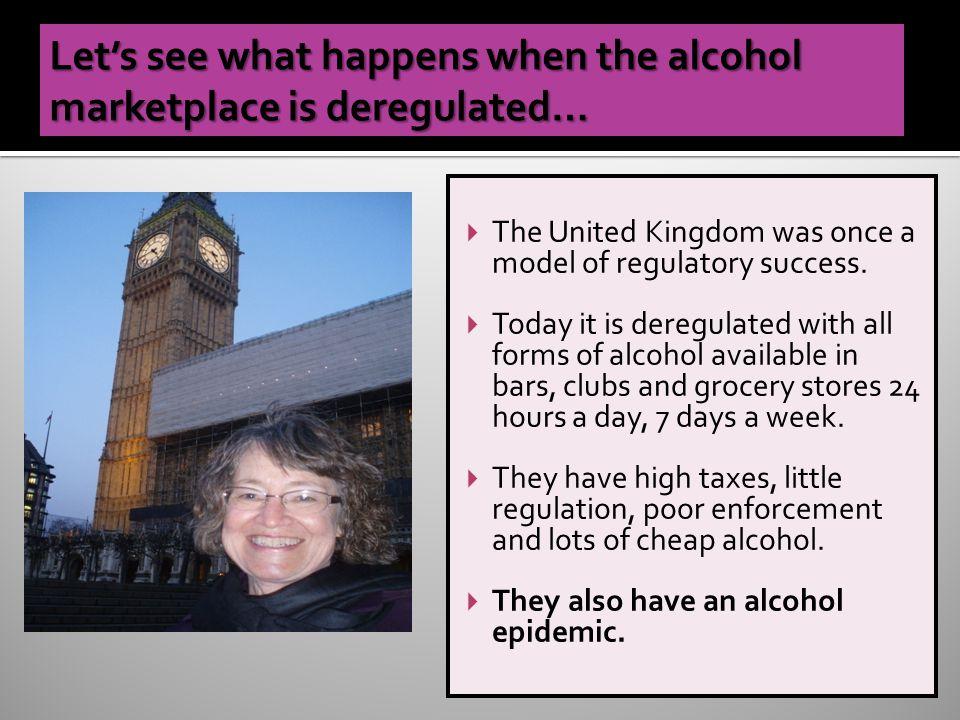 Source: Statistical handbook 2007 (British Beer and Pub Association