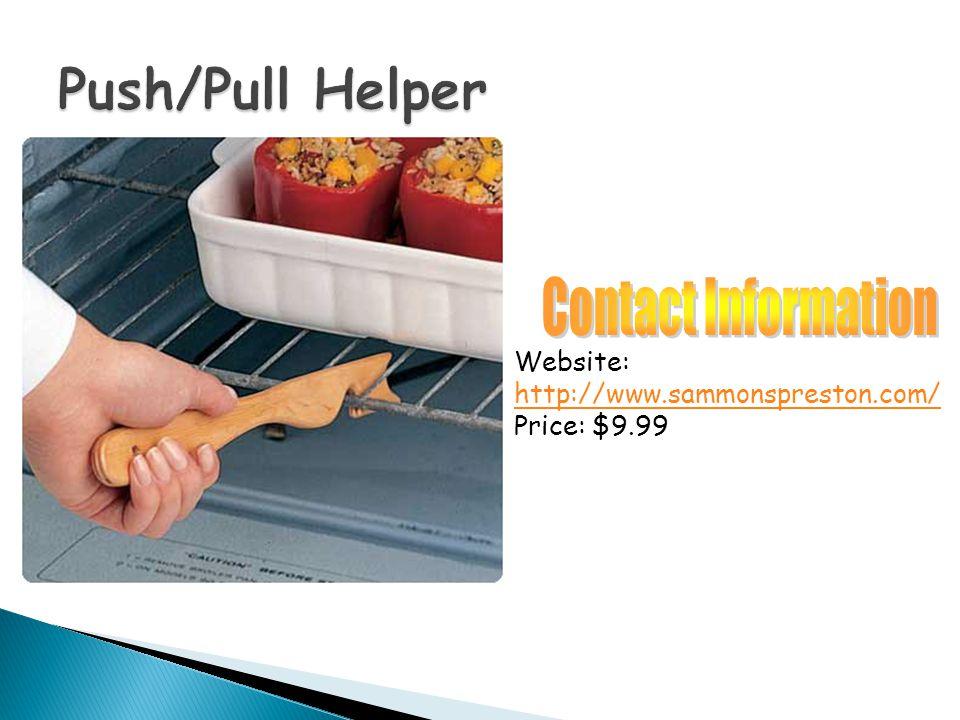 Website: http://www.sammonspreston.com/ http://www.sammonspreston.com/ Price: $9.99