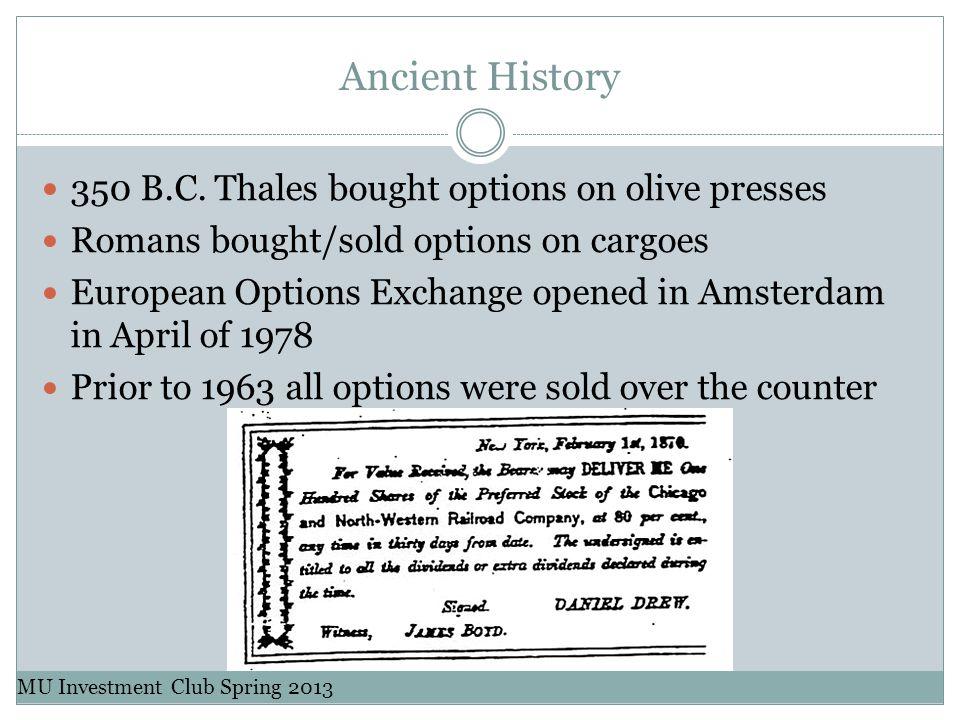Ancient History 350 B.C.