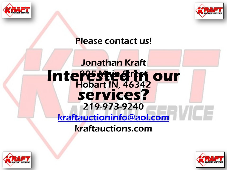 Please contact us.