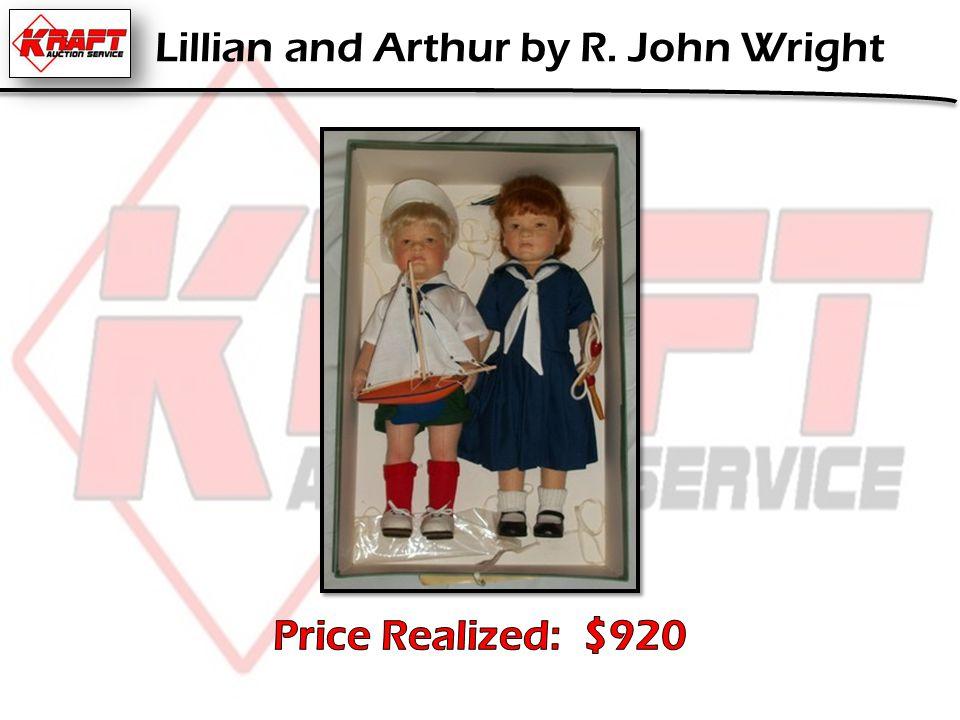 Lillian and Arthur by R. John Wright