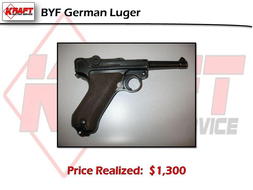 BYF German Luger