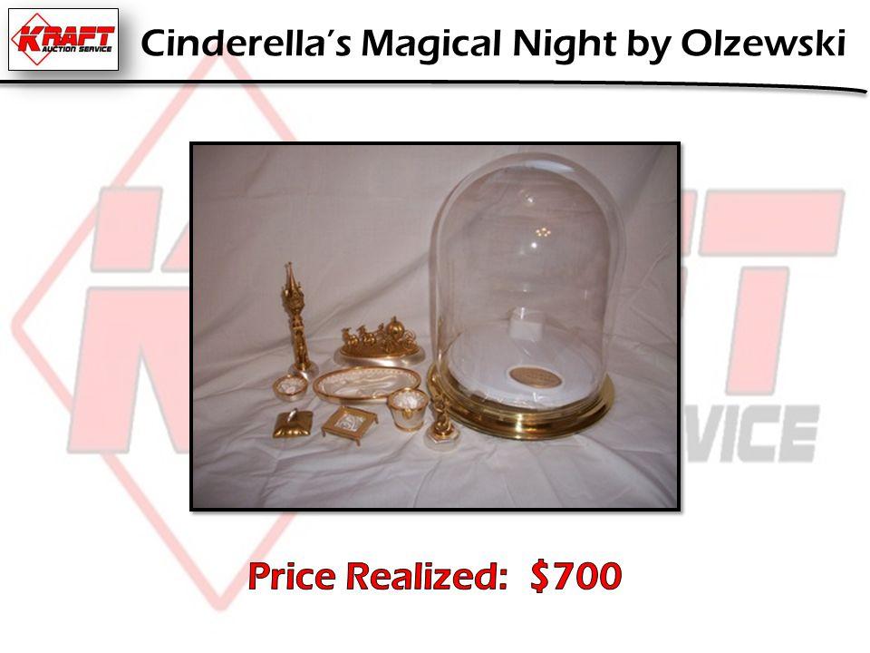 Cinderellas Magical Night by Olzewski