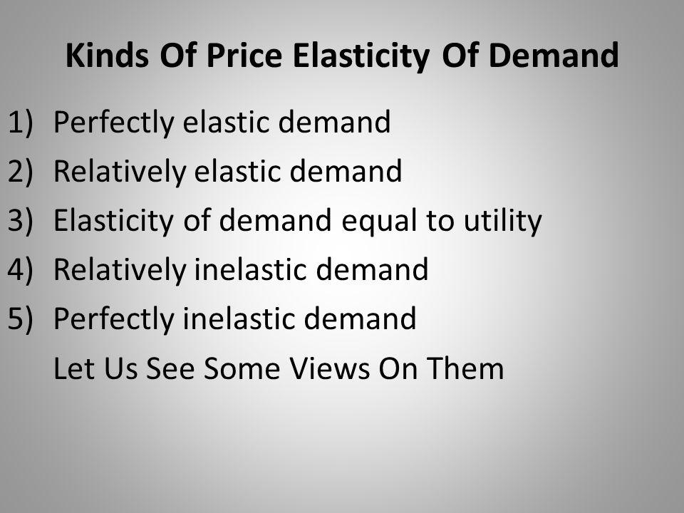 Relationship Between Price Elasticity, Income Elasticity and Substitution Elasticity As Price is depended on income and substitution effect similarly Price Elasticity is depended on Income Elasticity an Substitution Elasticity.
