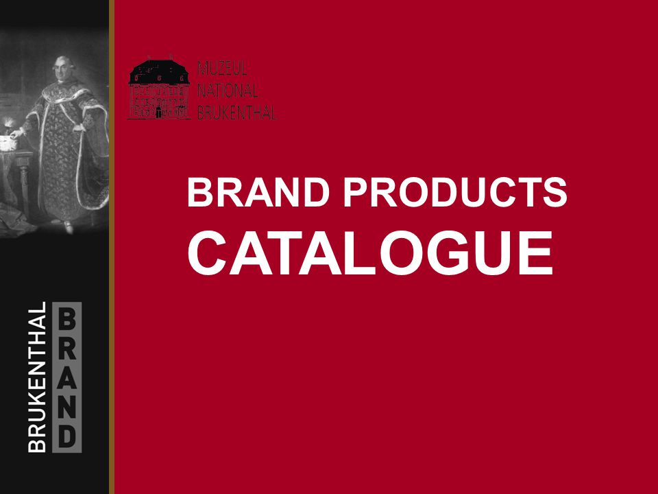 BRAND PRODUCTS CATALOGUE