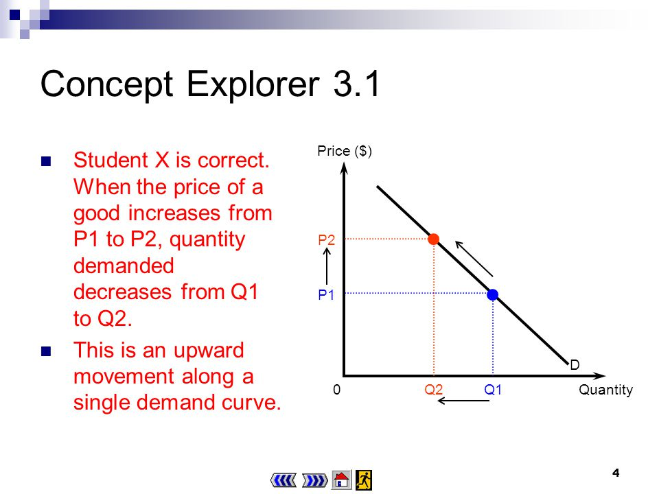 4 Concept Explorer 3.1 Student X is correct.