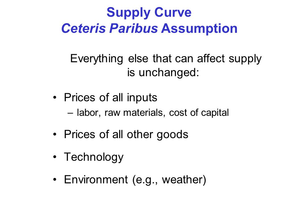 Supply - Demand Equilibrium Equilibrium Supply Demand Price at which quantity supplied equals the quantity demanded