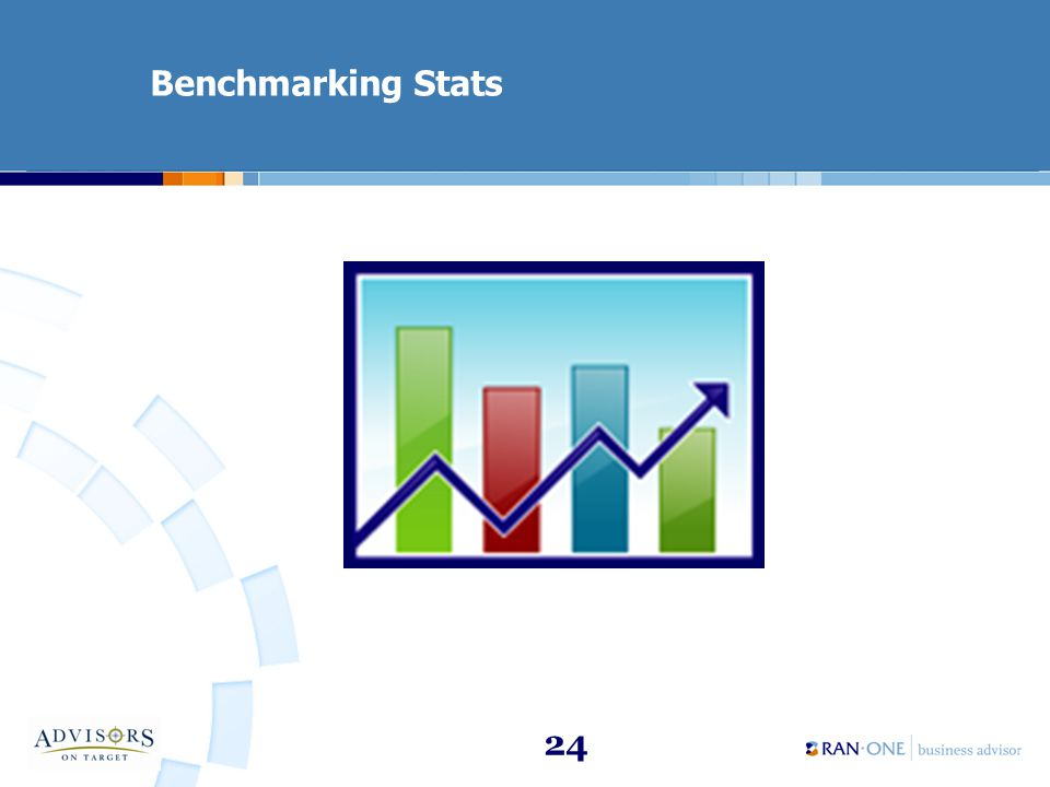 24 Benchmarking Stats