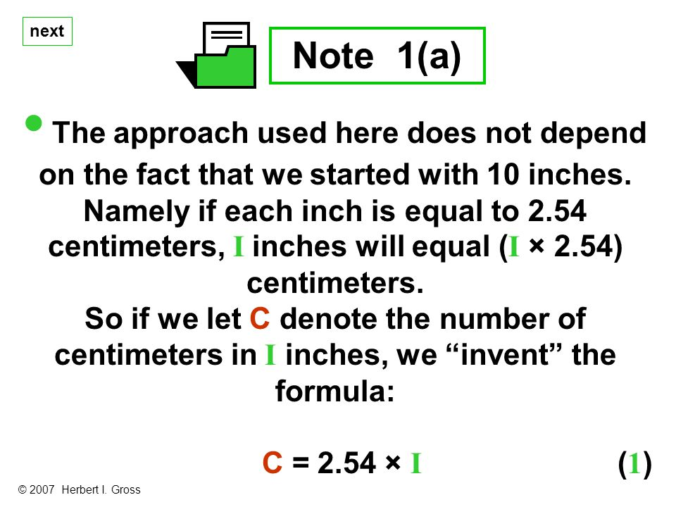 next If there are 2.54 centimeters in one inch, how many inches are there in 10 centimeters.