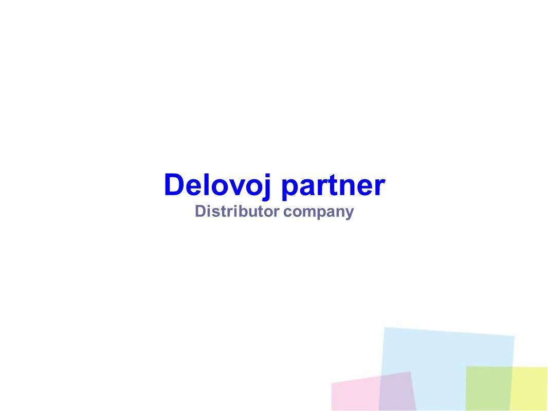 Delovoj partner Distributor company