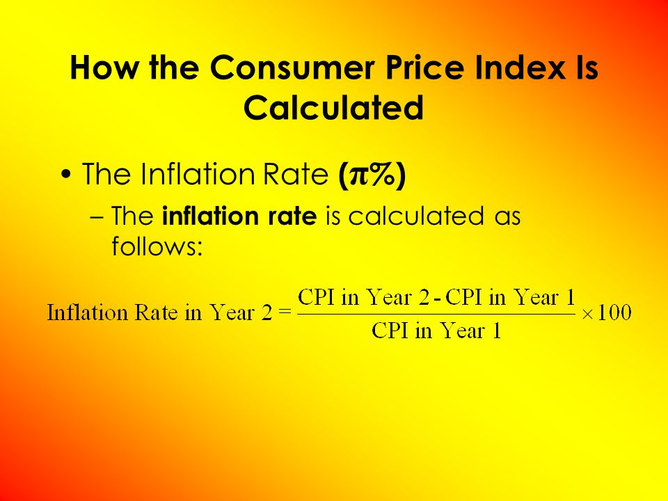 Calculating the Consumer Price Index and the Inflation Rate: An Example Copyright©2004 South-Western