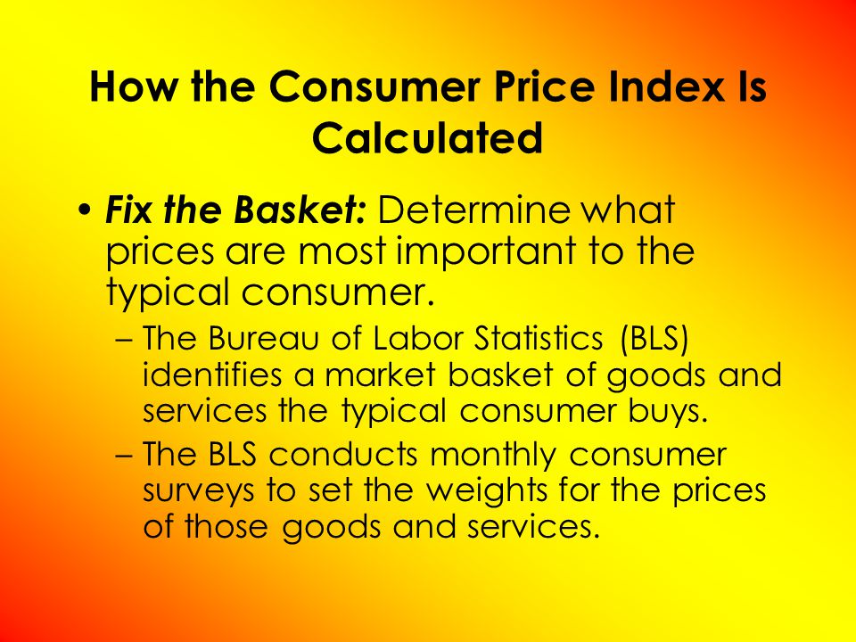 Find the Prices: Find the prices of each of the goods and services in the basket for each point in time.