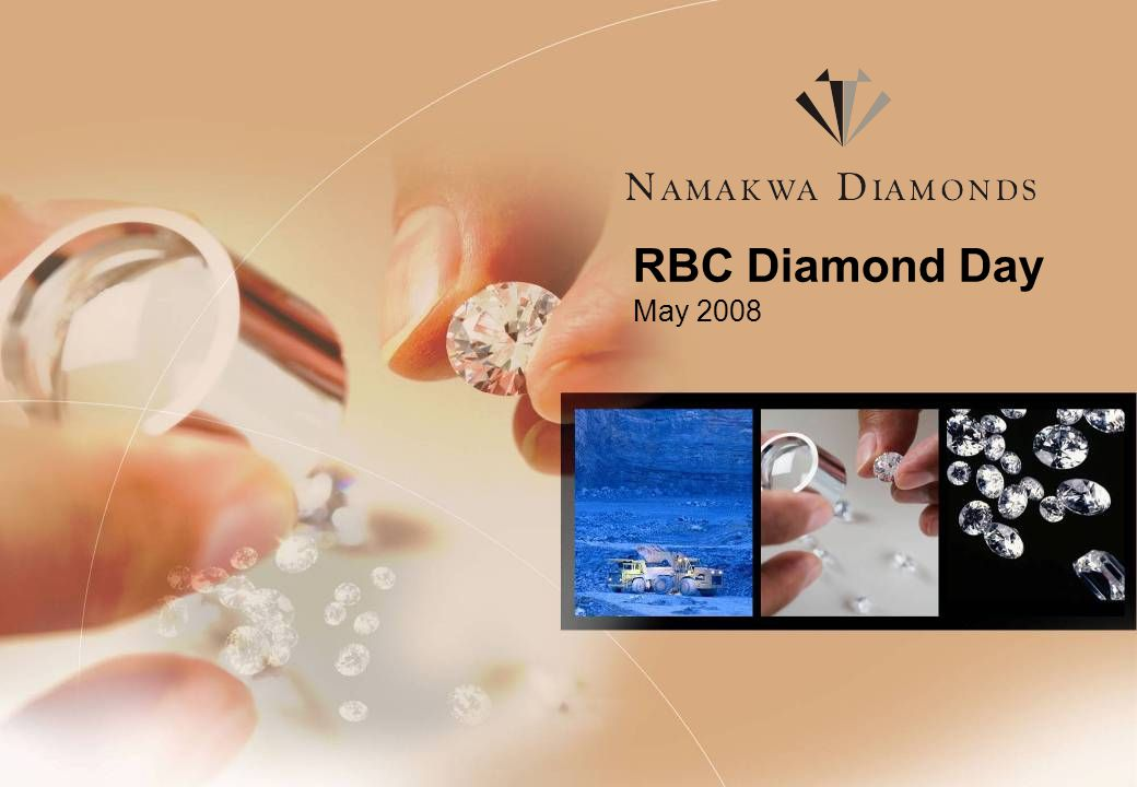 RBC Diamond Day May 2008