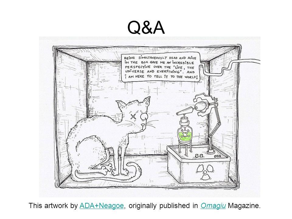 Q&A This artwork by ADA+Neagoe, originally published in Omagiu Magazine.ADA+NeagoeOmagiu